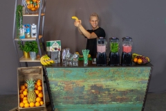 Hippe smoothiebar huren bij Smoothiebar.nl